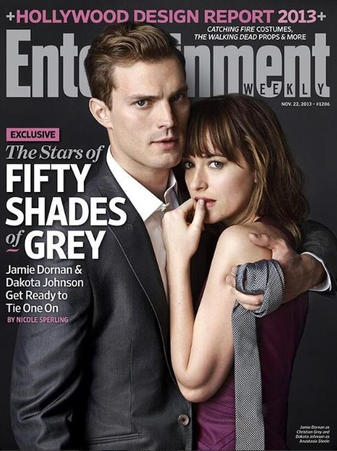 Fifty Shades of Irony: How One Spank Novel Turned to Film Could Arouse a New Genre