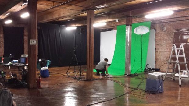 building a porn studio